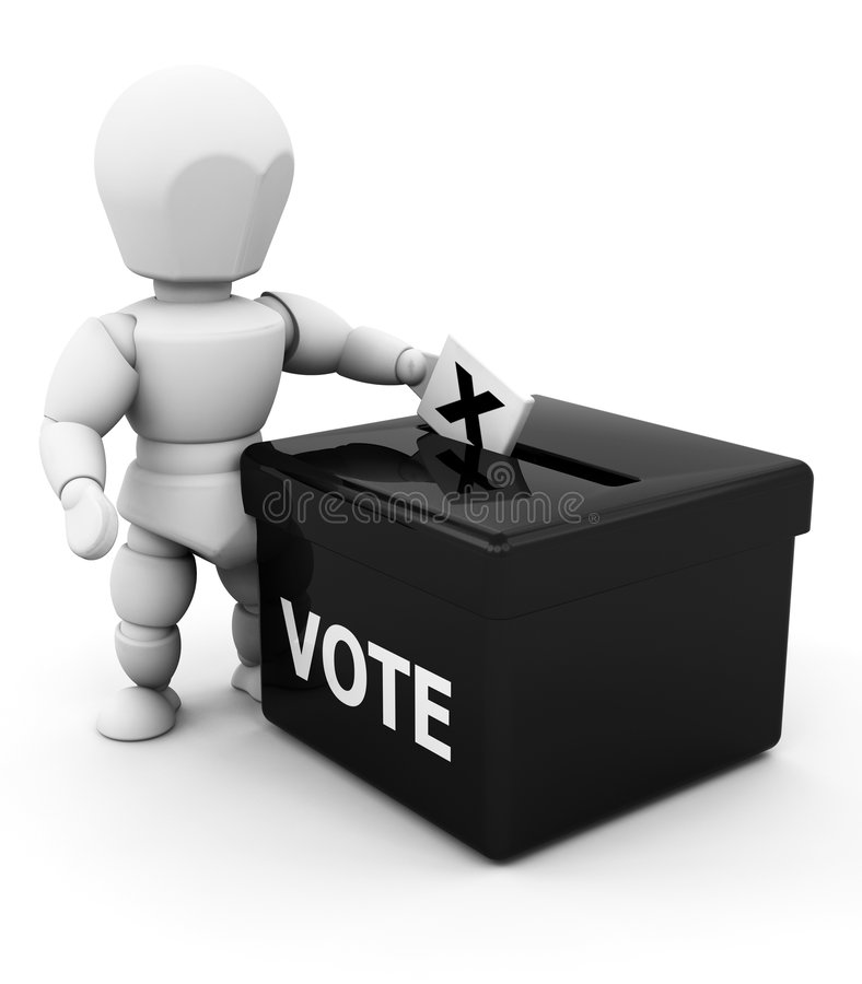 Voting Stock Images