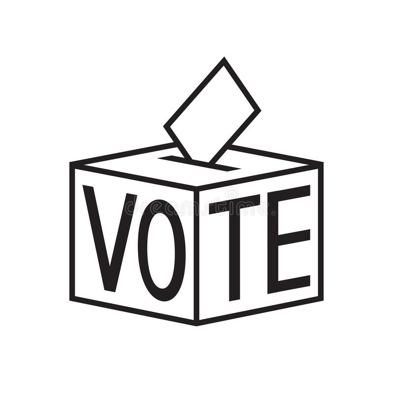 Voting Ballot, Form, List Icon. Vector Illustration Of Ballot.. Royalty  Free Cliparts, Vectors, And Stock Illustration. Image 130672066.