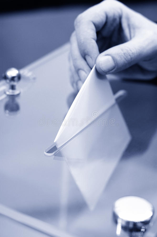 Voting for election, election time royalty free stock images
