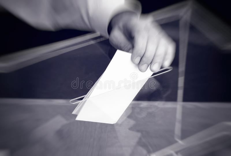 Voting , elections stock image