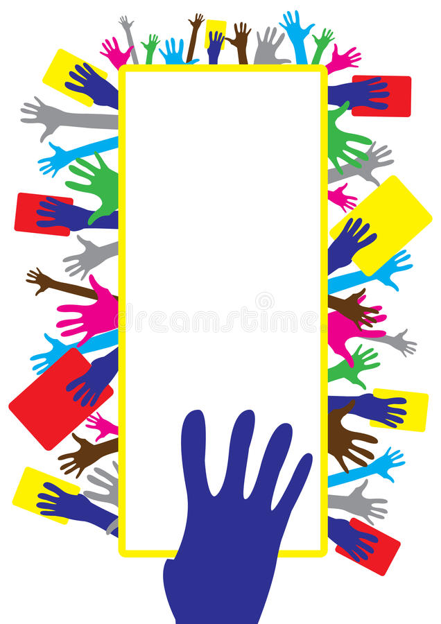 Download Voting Hands Royalty Free Stock Images - Image: 23990389