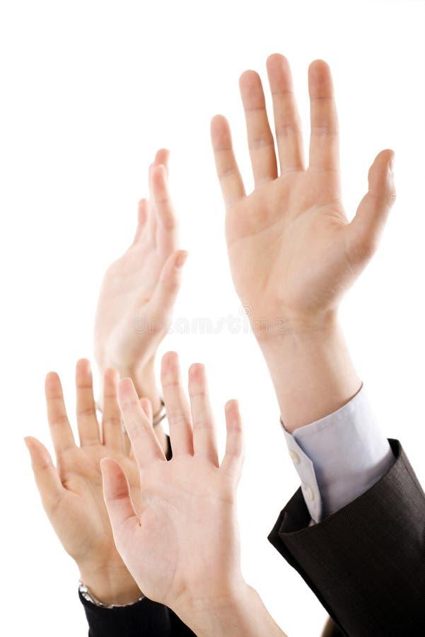 Voting Hands Stock Photos
