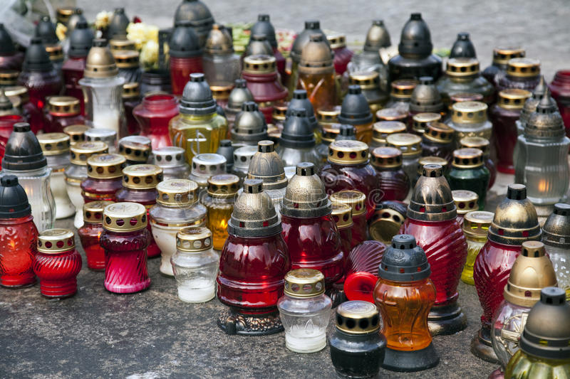 Download Votive Candles Stock Photography - Image: 14247452