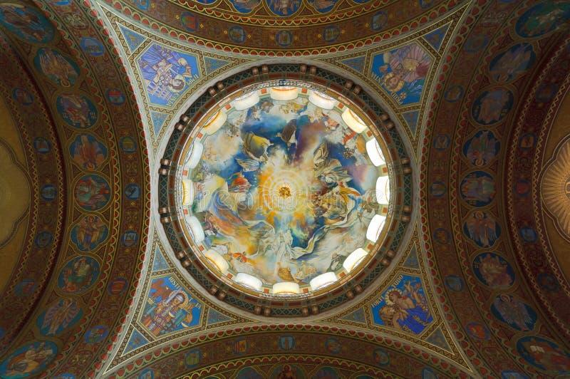 votive kyrklig kupol arkivbilder