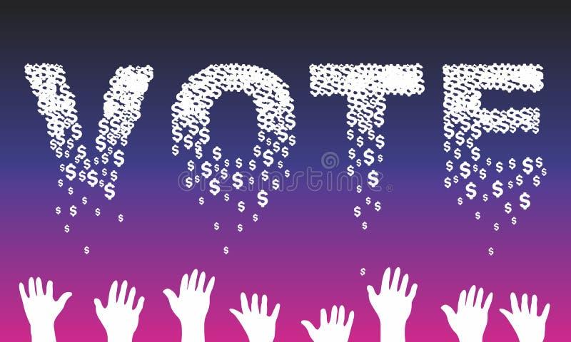 Voto royalty illustrazione gratis
