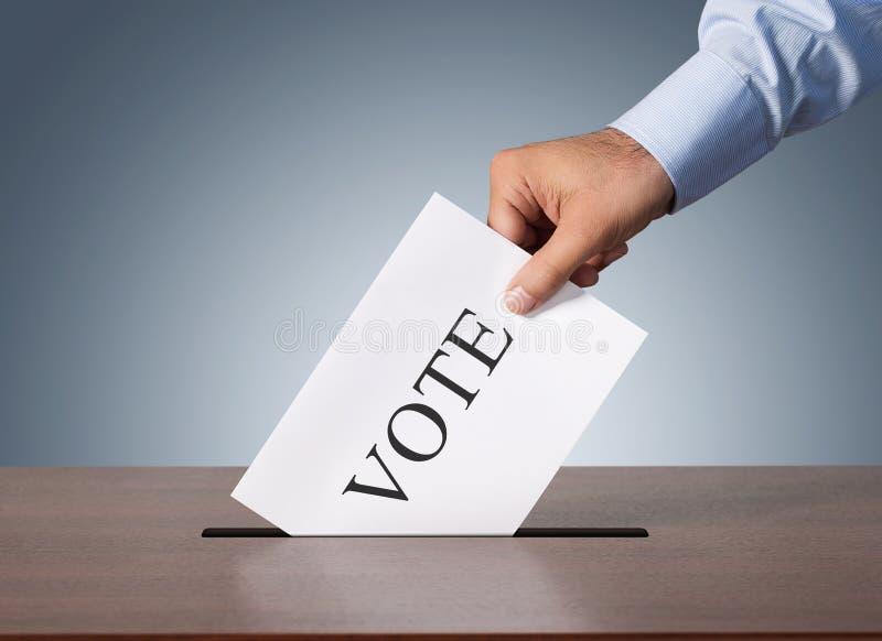 voto fotografie stock