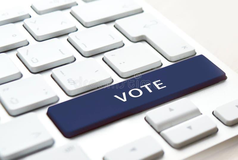 Voto fotografia stock libera da diritti