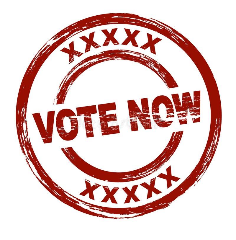 Voto ora royalty illustrazione gratis