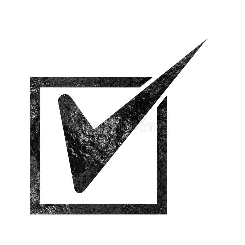 Voto per olio royalty illustrazione gratis