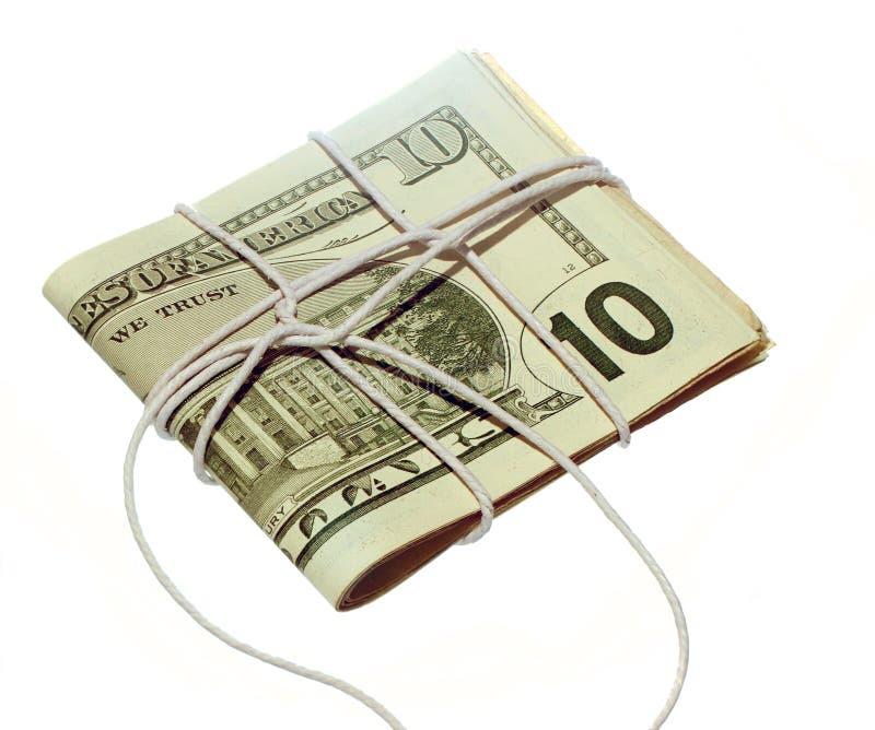 Download Votre Argent Est-il Attaché ? Photo stock - Image du cash, perte: 2138148