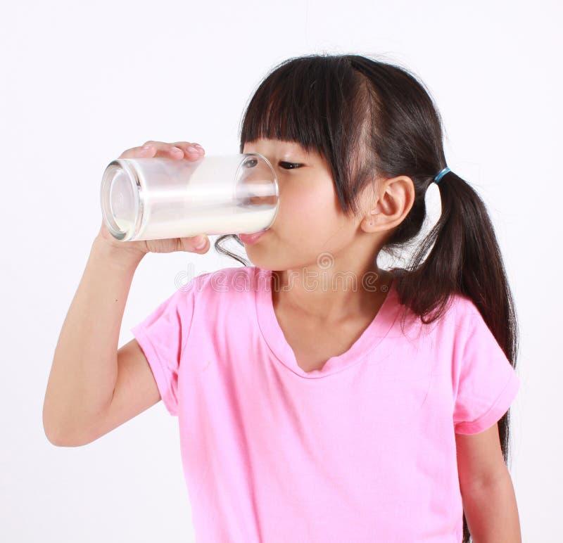 Vous avez obtenu le lait photographie stock libre de droits