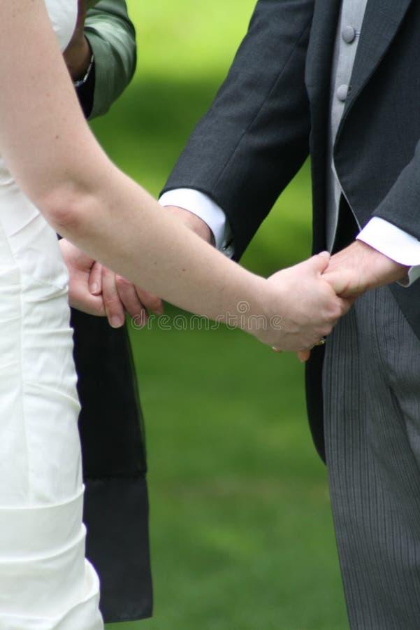 Vows stock photo