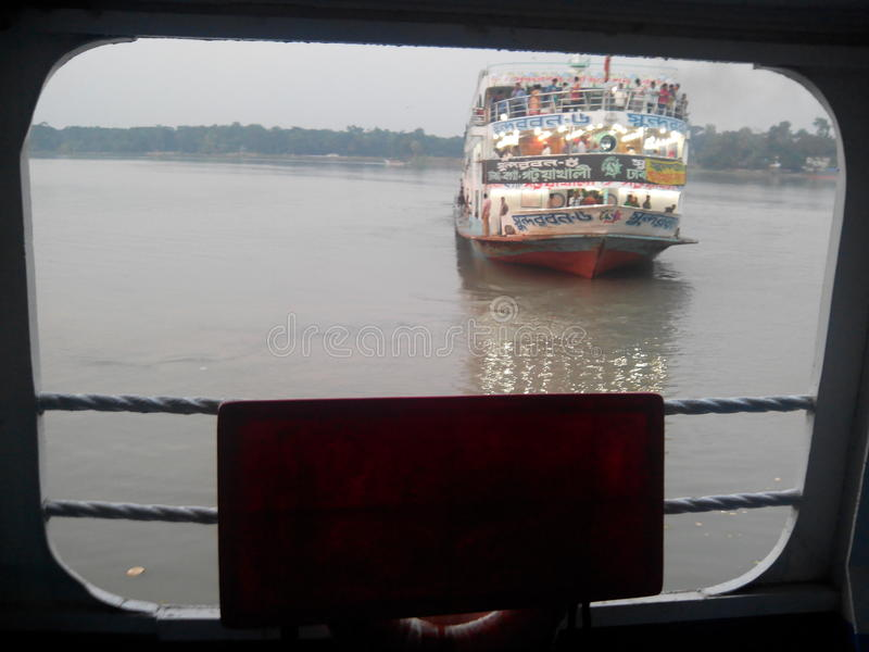 Voyage de Barishal photos libres de droits