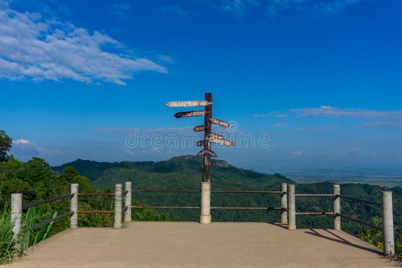 Voyage de Chiang Rai image libre de droits