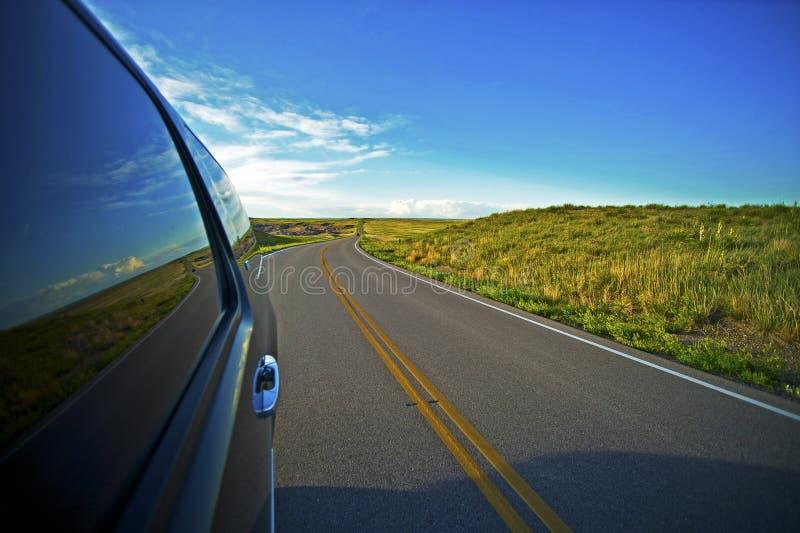 Voyage de Grandes Plaines photos libres de droits