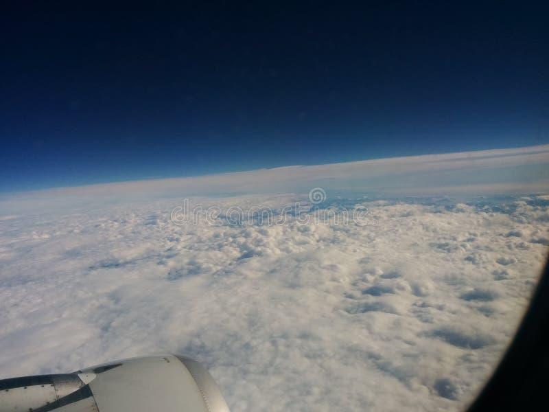 Voyage de l'Europe Alitalia de vol photos stock