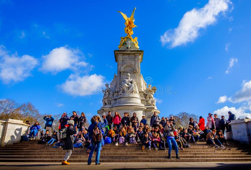 Voyage de Londres-école images stock
