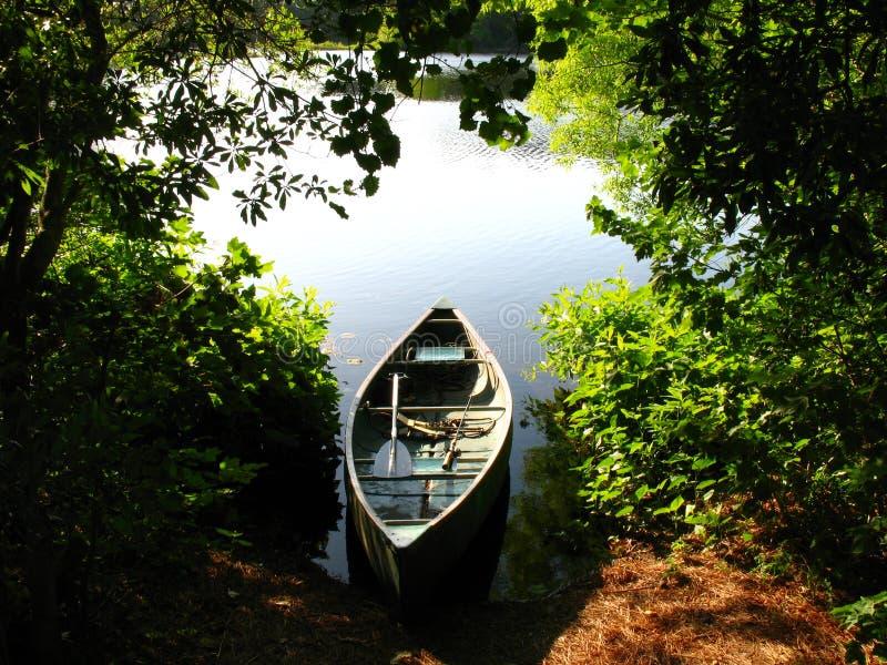 Voyage de pêche d'après-midi photos stock