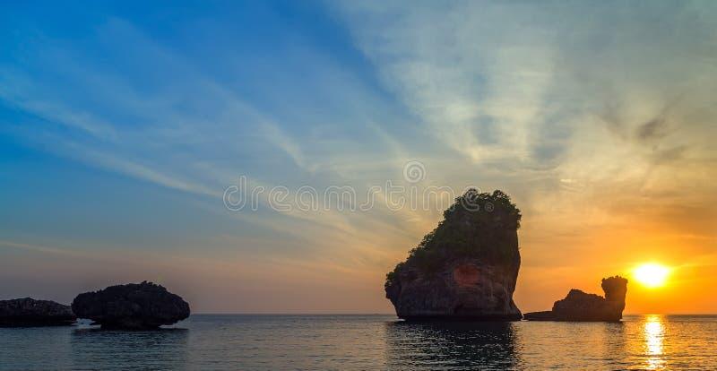 Voyage de plage de mer photo stock