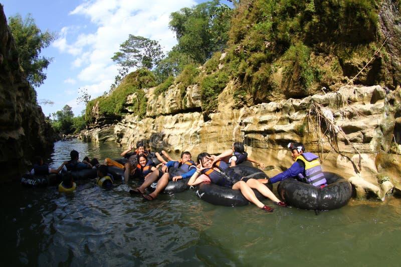 Voyage de rivière photos stock