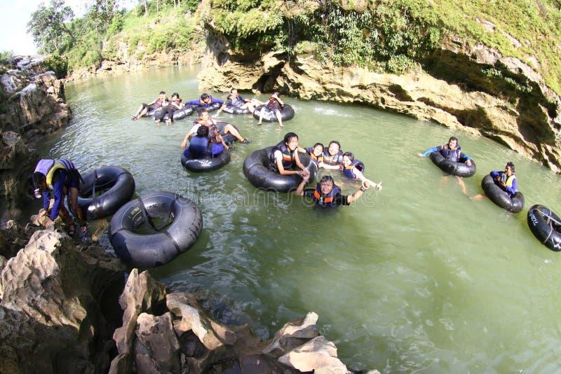 Voyage de rivière photos libres de droits