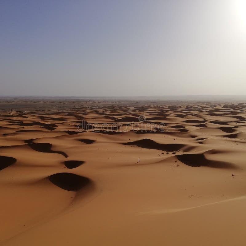 Voyage de visite de nuit du Maroc photo stock