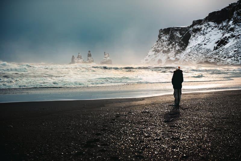 Voyage en Islande image stock