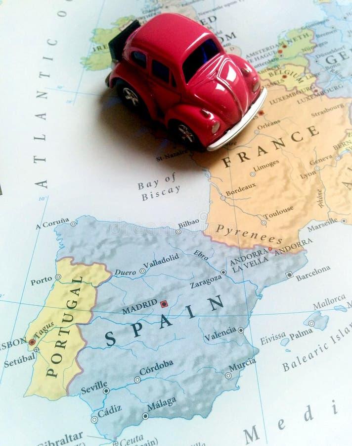 voyage l 39 europe france espagne portugal image stock image du italie voyage 49297201. Black Bedroom Furniture Sets. Home Design Ideas