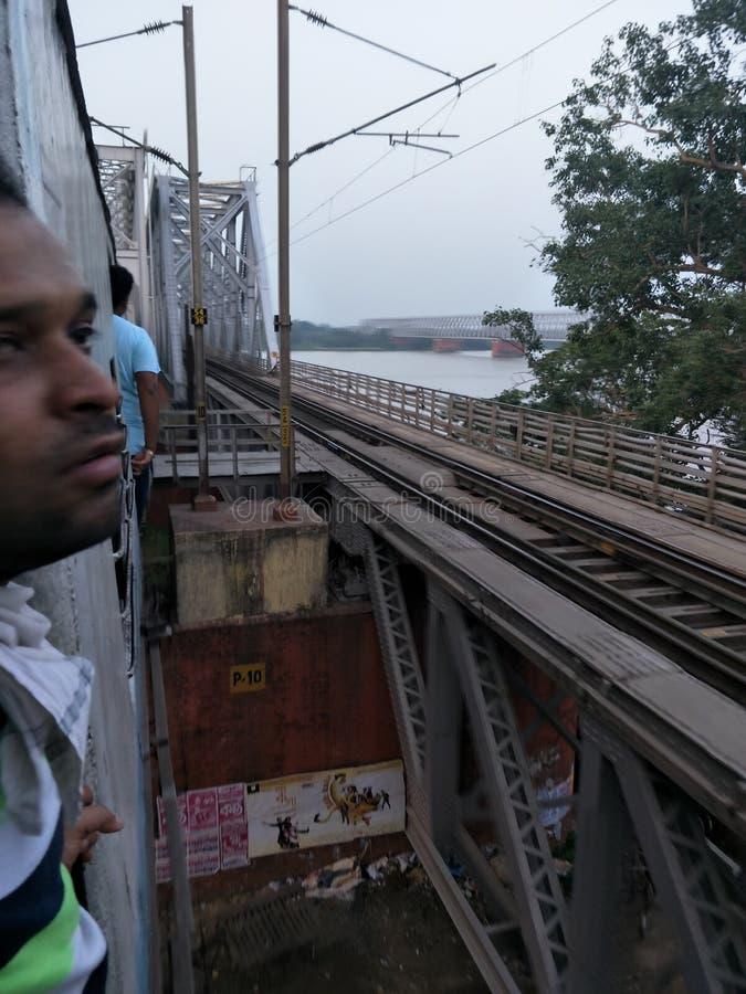 Voyage par chemin de fer photos libres de droits