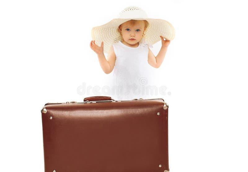 Voyage, vacances, vacances d'été et concept de personnes photographie stock libre de droits