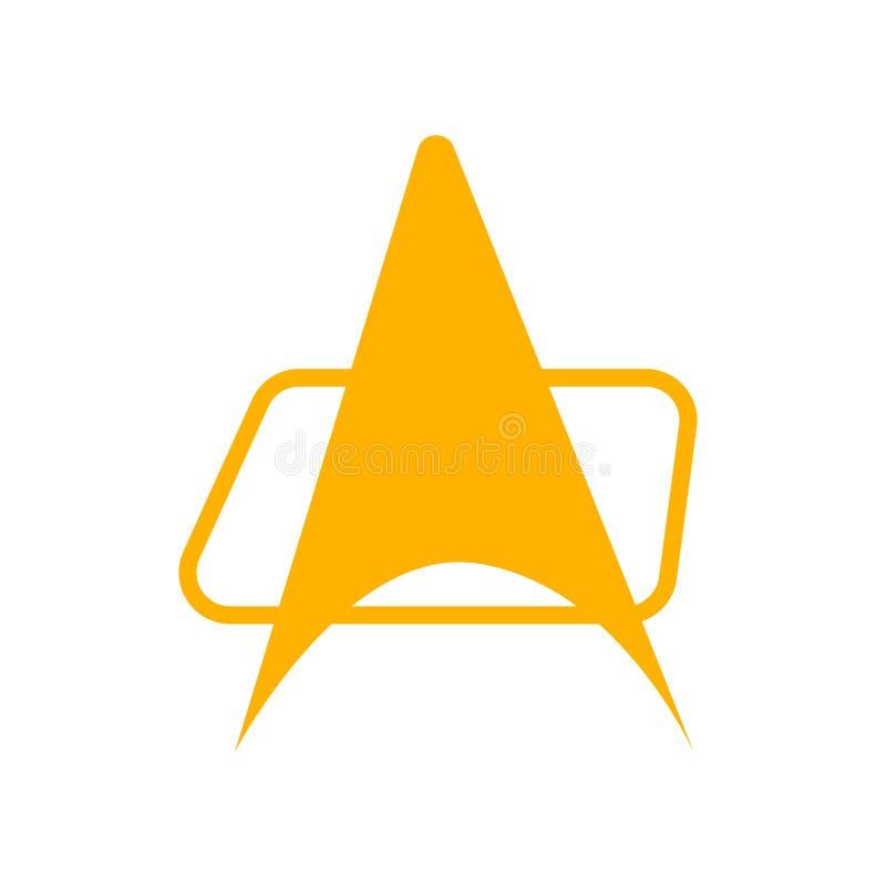 Voyager ikony wektoru znak i symbol odizolowywający na białym tle, Voyager logo pojęcie ilustracja wektor