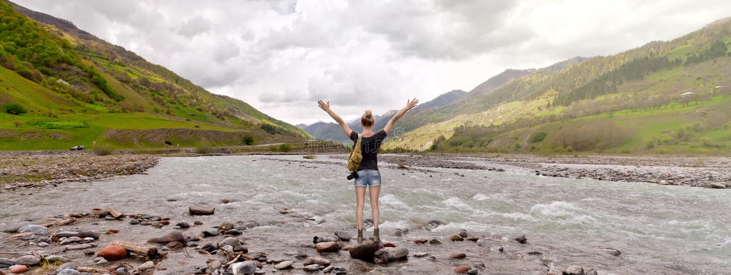 voyageur photos libres de droits