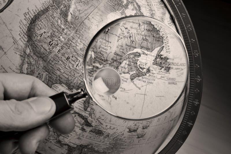 Voyageur du monde photos libres de droits
