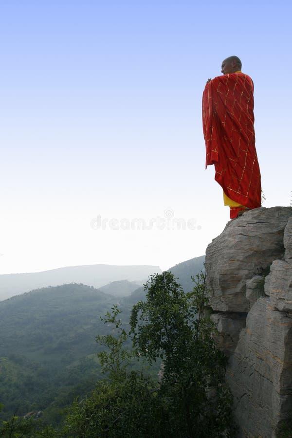 Voz de Buddha. imagens de stock