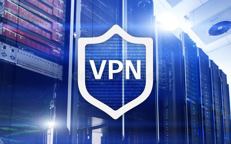 VPN、虚拟专用网络技术、代理人和ssl,网络安全 库存照片