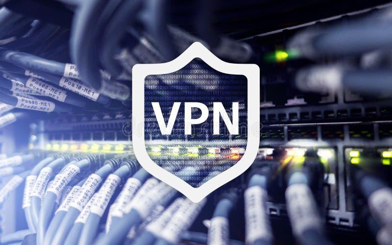 VPN, технология виртуальной частной сети, полномочие и ssl, безопасность кибер стоковое фото rf