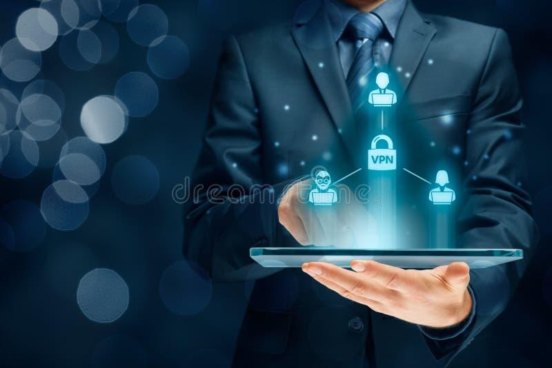 VPN pojęcie obraz stock