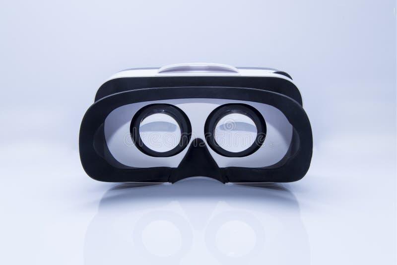 VR Glasses on white background royalty free stock photo
