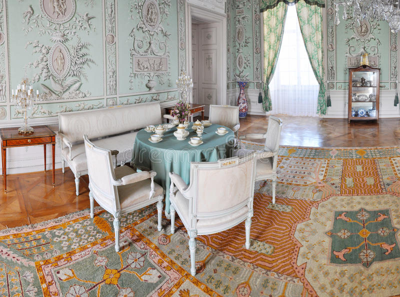 Download Vranov nad Dyji stock photo. Image of chateau, interior - 13909822