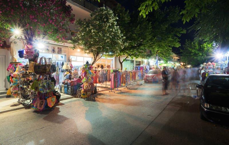 vrasna улиц nea Греции стоковая фотография rf