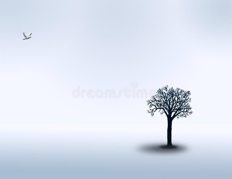 Vrede royalty-vrije illustratie