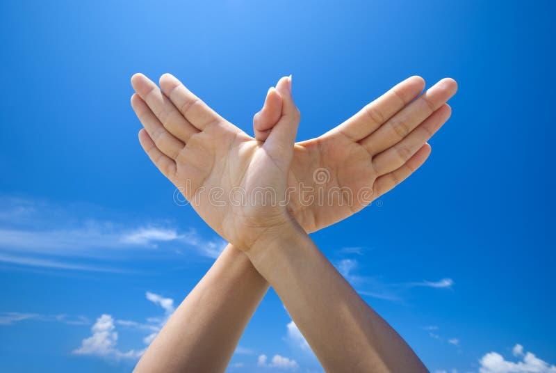 Vrede stock fotografie