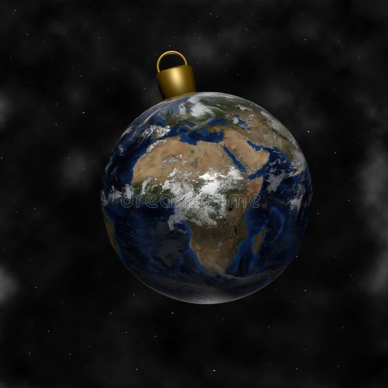 Vrede op Aarde 2 royalty-vrije illustratie