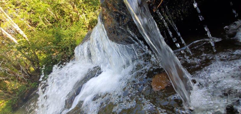 Vreedzame wateren stock fotografie