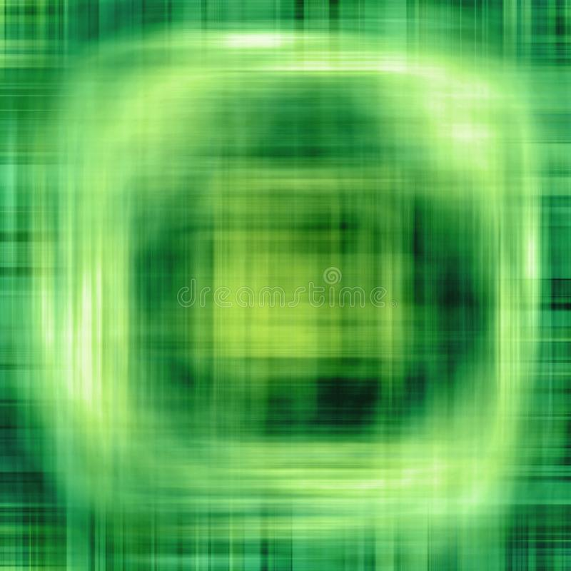 Vreemde abstracte geelgroene achtergrond royalty-vrije stock afbeelding