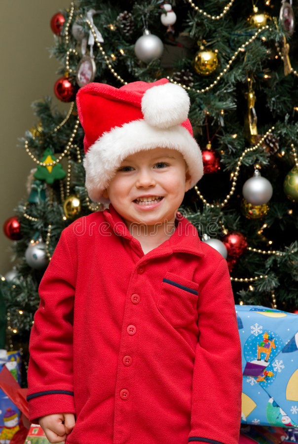 Vreugde van Kerstmis royalty-vrije stock fotografie