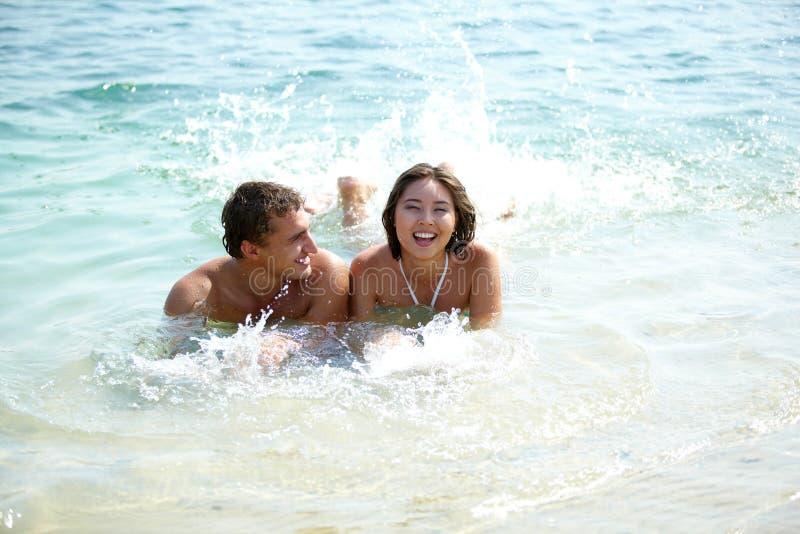 Download Vreugde in water stock afbeelding. Afbeelding bestaande uit opgewekt - 29515087