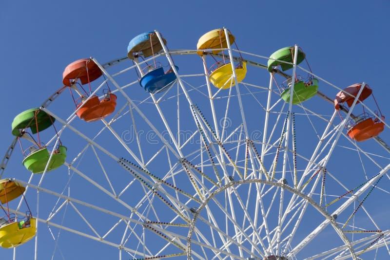 Vreugde-wiel stock afbeelding