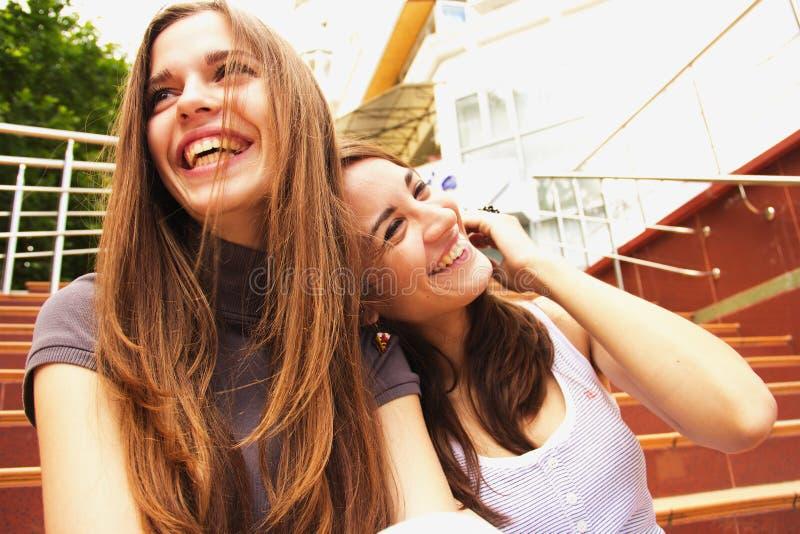 Vriendschap Stock Afbeelding