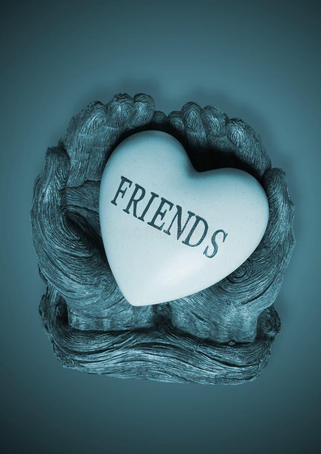 Vrienden stock afbeeldingen